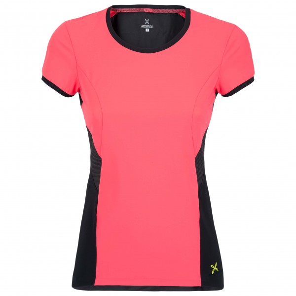 Montura - Run Racy T-Shirt Woman - Running shirt