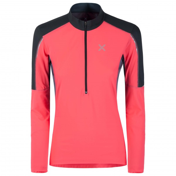 Montura - Run Zip 2 Maglia Woman - Running shirt
