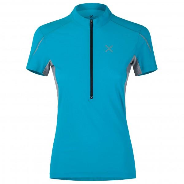 Montura - Run Zip 2 T-Shirt Woman - T-shirt de running