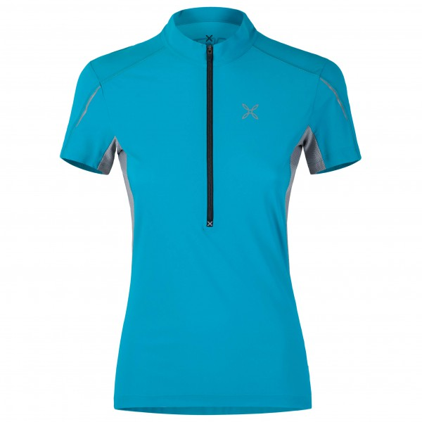 Montura - Run Zip 2 T-Shirt Woman - T-shirt de running