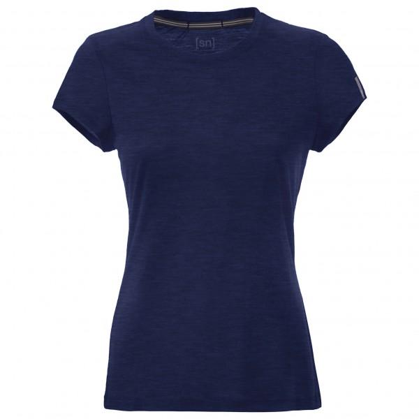 SuperNatural - Women's Bergfreunde Cap Sleeve Tee - T-shirt