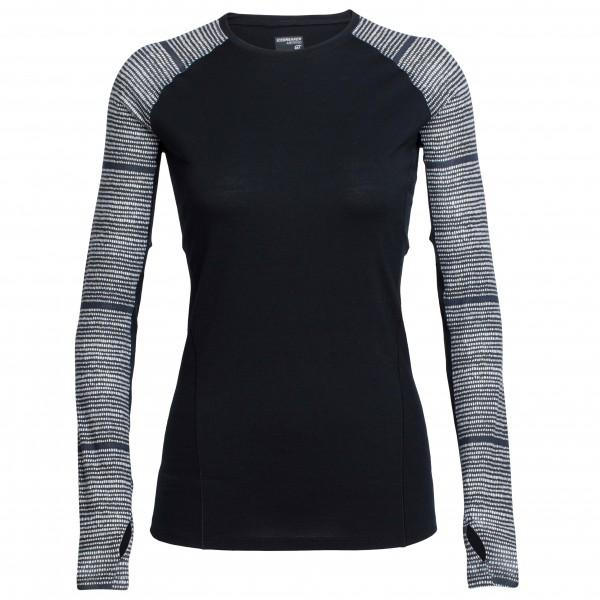 Icebreaker - Women's Comet L/S Crewe Impulse - T-shirt de ru