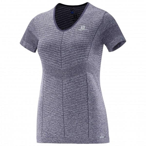 Salomon - Women's Elevate Seamless S/S Tee - Running shirt