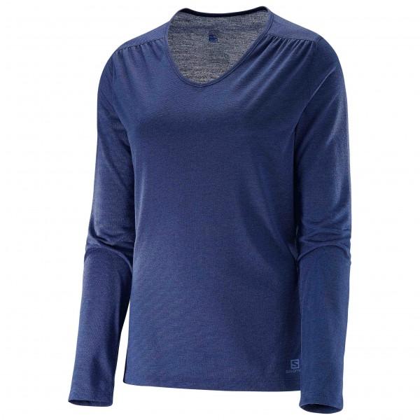 Salomon - Women's Ellipse L/S Tee - Long-sleeve
