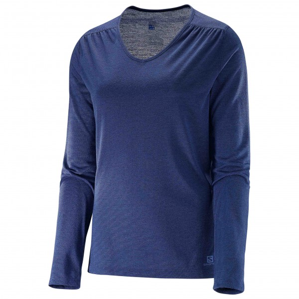 Salomon - Women's Ellipse L/S Tee - Longsleeve