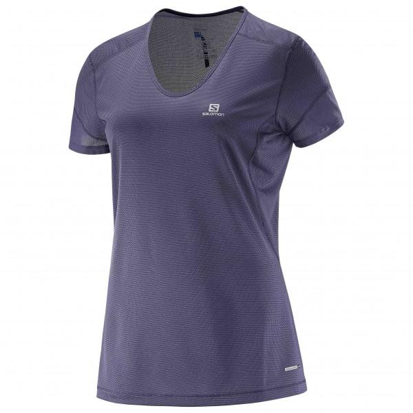 Salomon - Women's Trail Runner S/S Tee - Joggingshirt