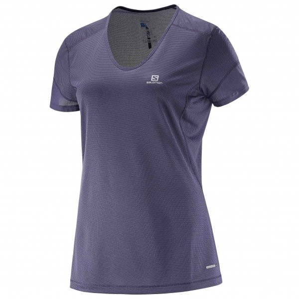 Salomon - Women's Trail Runner S/S Tee - Laufshirt