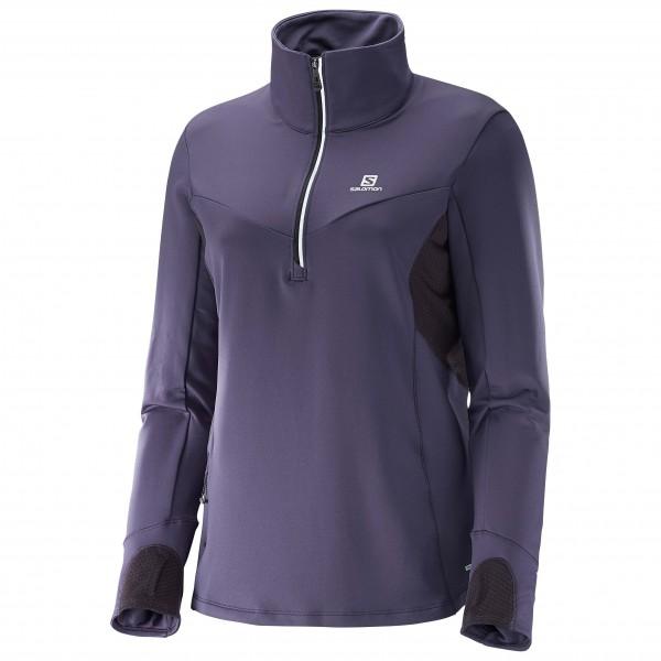 Salomon - Women's Trail Runner Warm Mid - T-shirt de running