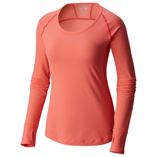 Mountain Hardwear - Women's Butterlicious Long Sleeve Crew