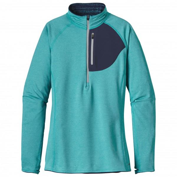 Patagonia - Women's Thermal Speedwork Zip Neck - T-shirt de