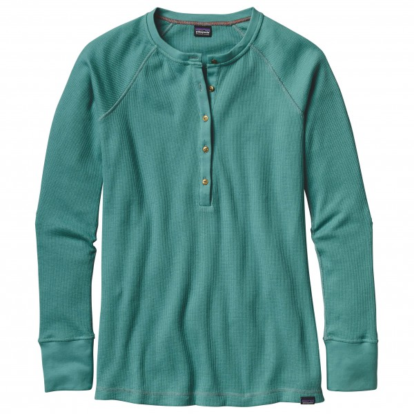 Patagonia - Women's Waffle Henley - Manches longues