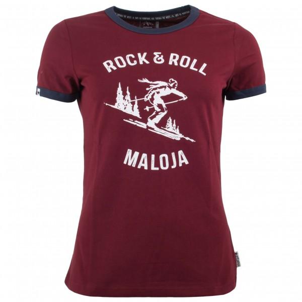 Maloja - Women's LinntonM. - T-shirt