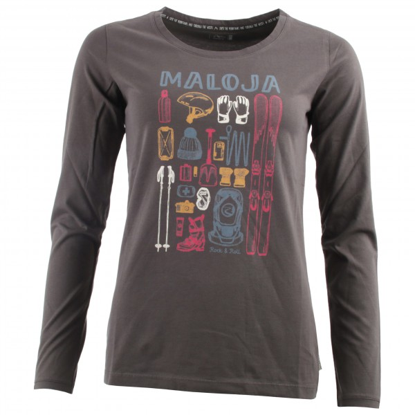 Maloja - Women's MarkhamM. - Long-sleeve
