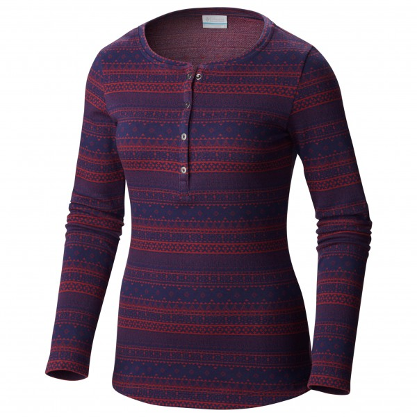 Columbia - Women's Aspen Lodge Jacquard Henley