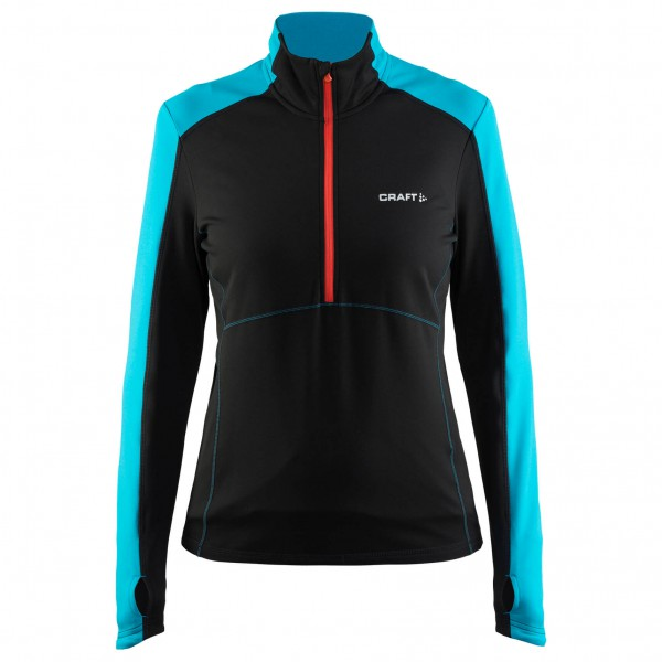 Craft - Women's Thermal Halfzip - Manches longues