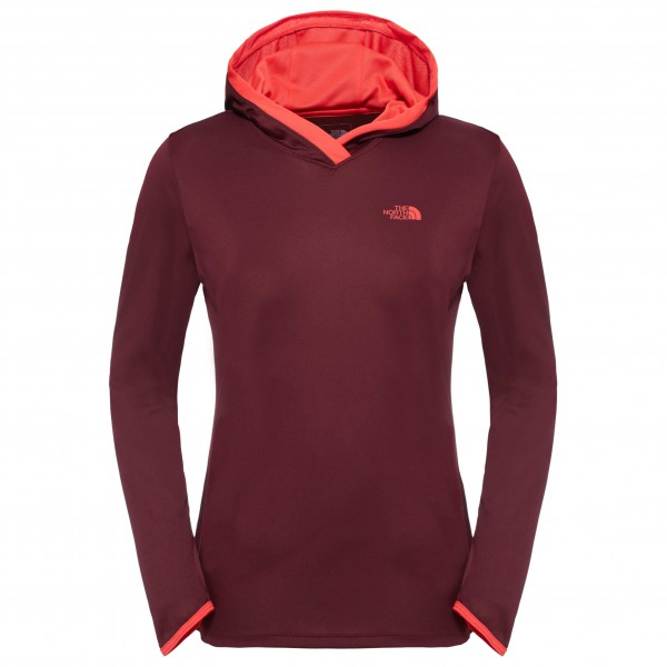 The North Face - Women's Reactor Hoodie - Yogashirt