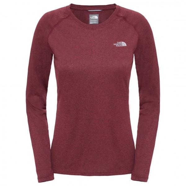 The North Face - Women's Reaxion Amp L/S Crew - T-shirt de y