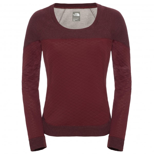The North Face - Women's Recover-Up Crew - Yogashirt