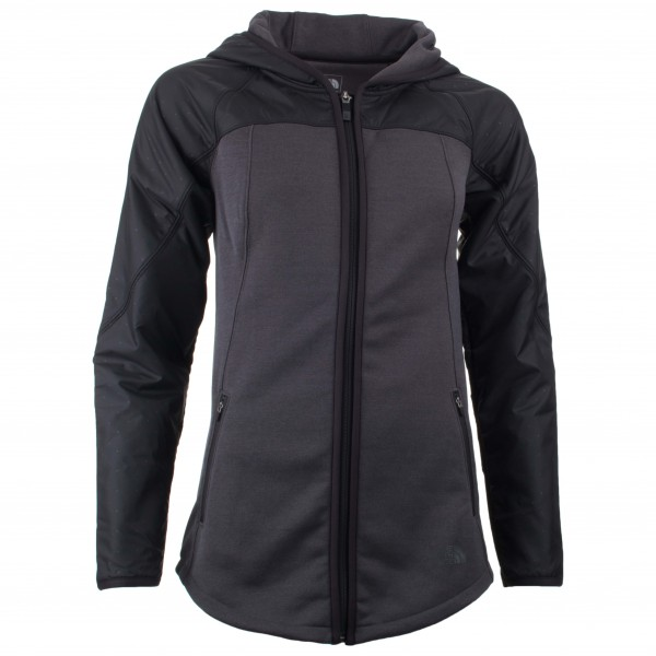 The North Face - Women's Spark Fz Hoodie - Joogapaita