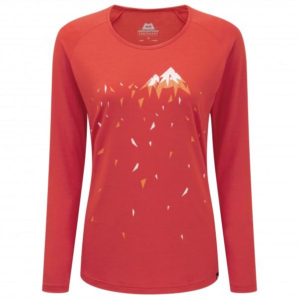 Mountain Equipment - Women's Crystalline L/S Tee - Longsleeve