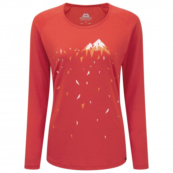 Mountain Equipment - Women's Crystalline L/S Tee