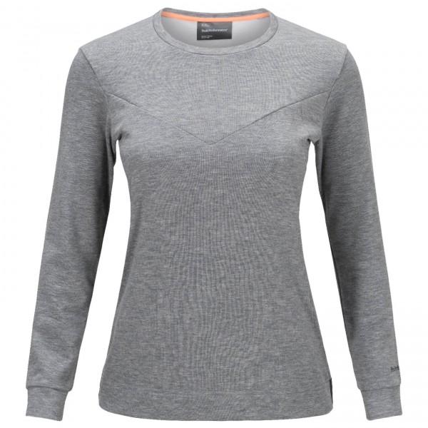 Peak Performance - Women's Structure Crew - Running shirt