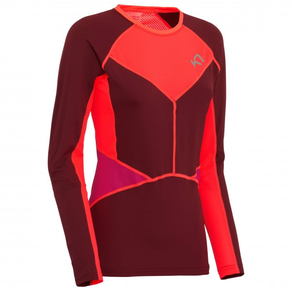 Kari Traa - Women's Louise L/S - Running shirt