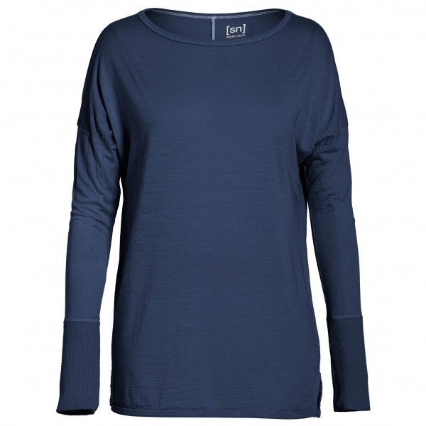 SuperNatural - Women's Alboran Long Sleeve - Yoga shirt