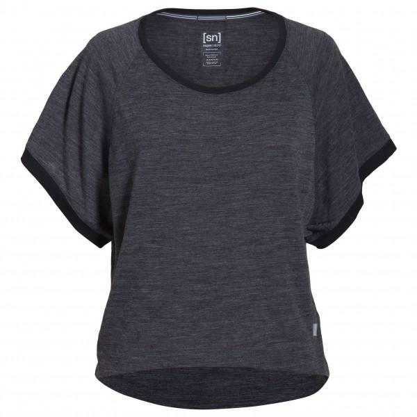 SuperNatural - Women's Peyto Tee - Yoga shirt