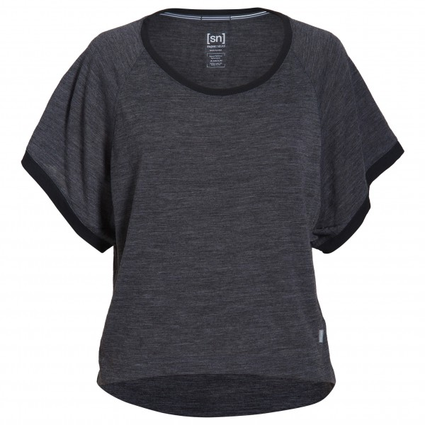 SuperNatural - Women's Peyto Tee - Yogashirt