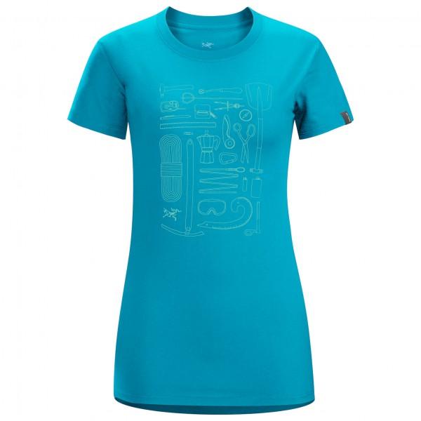 Arc'teryx - Women's Tools Rule S/S T-shirt - T-shirt