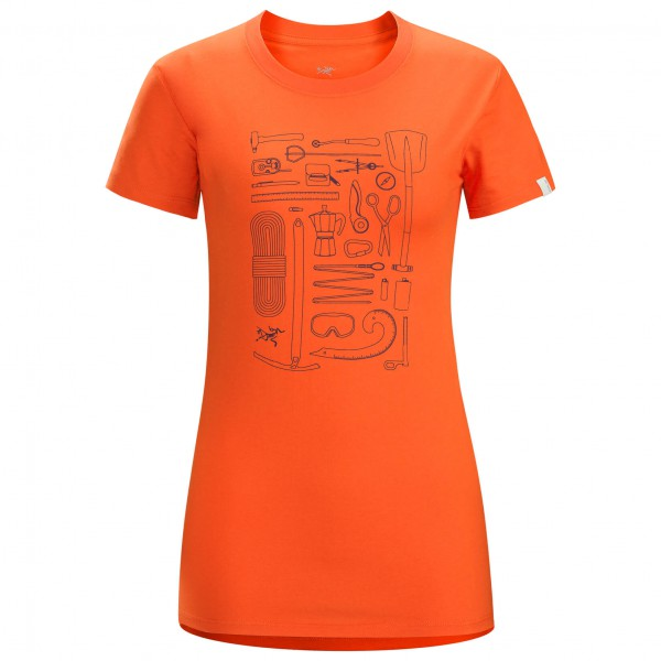 Arc'teryx - Women's Tools Rule S/S T-shirt - T-paidat