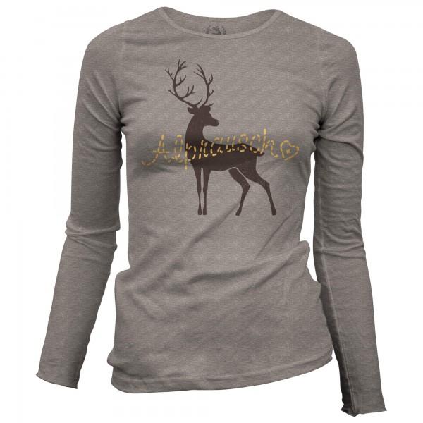 Alprausch - Women's Alphirschli - Long-sleeve