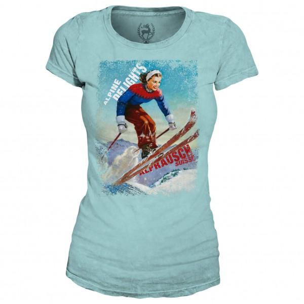 Alprausch - Women's Schii-Schlittle - T-Shirt
