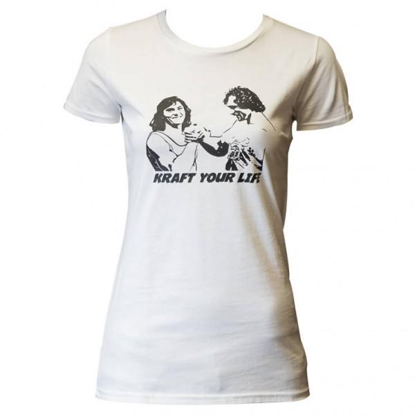 Cafe Kraft - Women's Kraft Your Life - T-Shirt