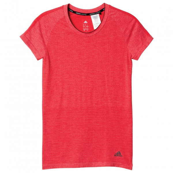 adidas - Women's Ultra Primeknit Short Sleeve - Joggingshirt