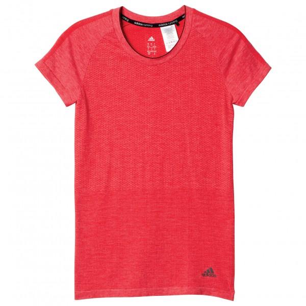 adidas - Women's Ultra Primeknit Short Sleeve - Laufshirt