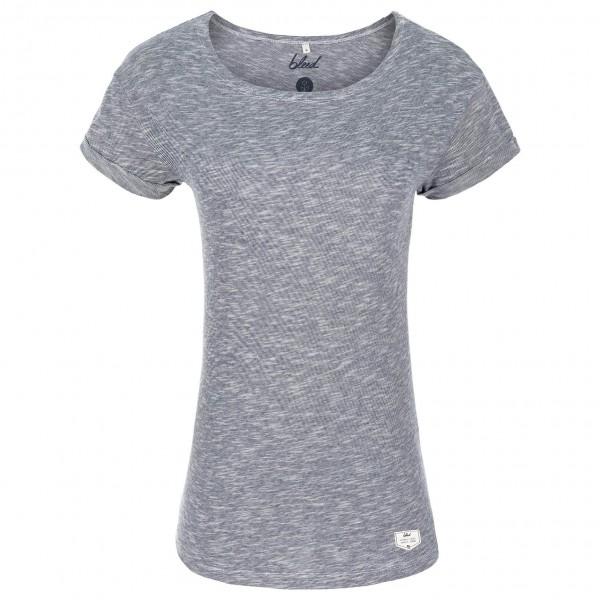 Bleed - Women's Pinstripe T-Shirt - T-paidat