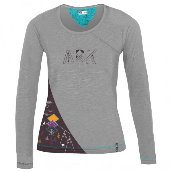 ABK - Women's Corindon Tee L/S - Manches longues