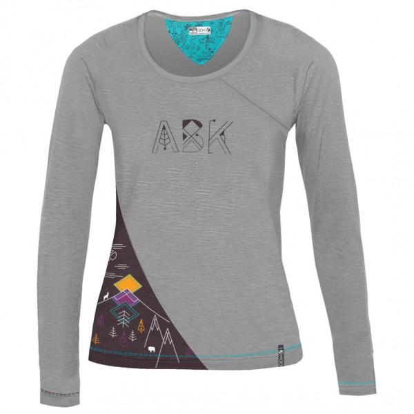 ABK - Women's Corindon Tee L/S - Long-sleeve