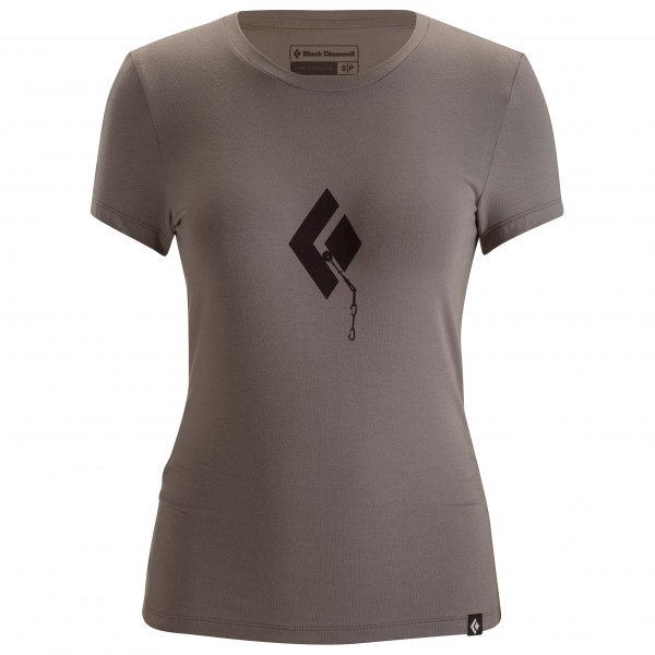 Black Diamond - Women's S/S Placement Tee - T-paidat