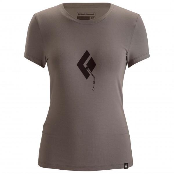 Black Diamond - Women's S/S Placement Tee - T-paidat