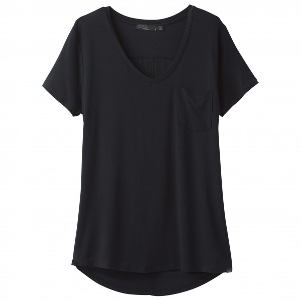 Prana - Women's Foundation S/S V-Neck Top - T-shirt