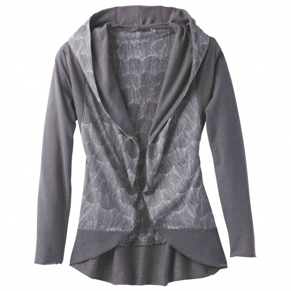 Prana - Women's Graceful Wrap - Yogashirt