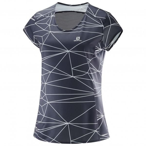 Salomon - Women's Comet Plus S/S Tee - T-skjorte