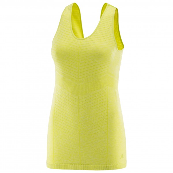 Salomon - Women's Elevate Seamless Tank - Löpartröja