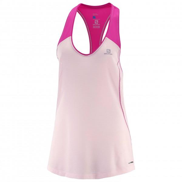 Salomon - Women's Elevate Tank Tunic - Camiseta de running