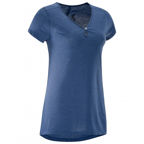 Salomon - Women's Ellipse Scoop S/S - T-skjorte