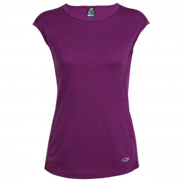 Icebreaker - Women's Comet Lite Cap Sleeve - Joggingshirt