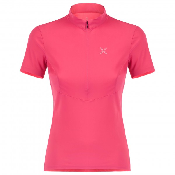 Montura - Women's Sensi Zip T-Shirt - Löpartröja
